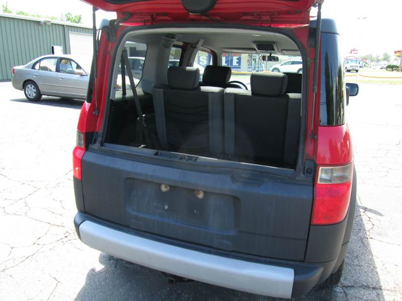 2006 Honda Element AWD EX 4dr SUV 4A - Lorain OH