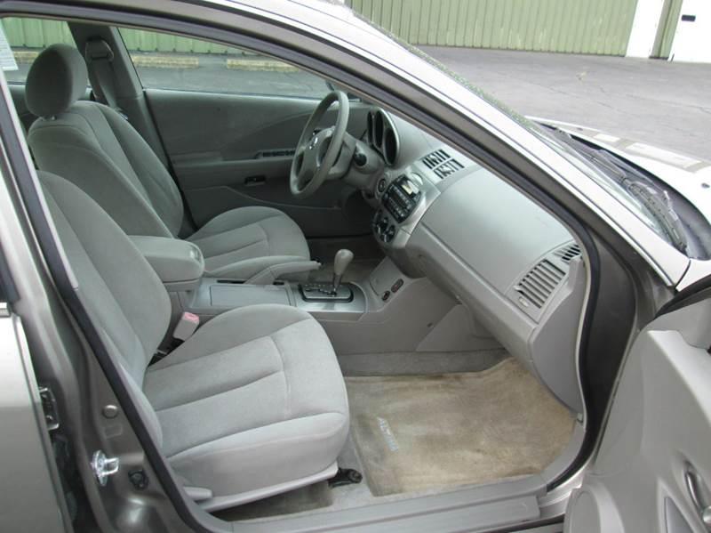 2003 Nissan Altima 2.5 S 4dr Sedan - Lorain OH