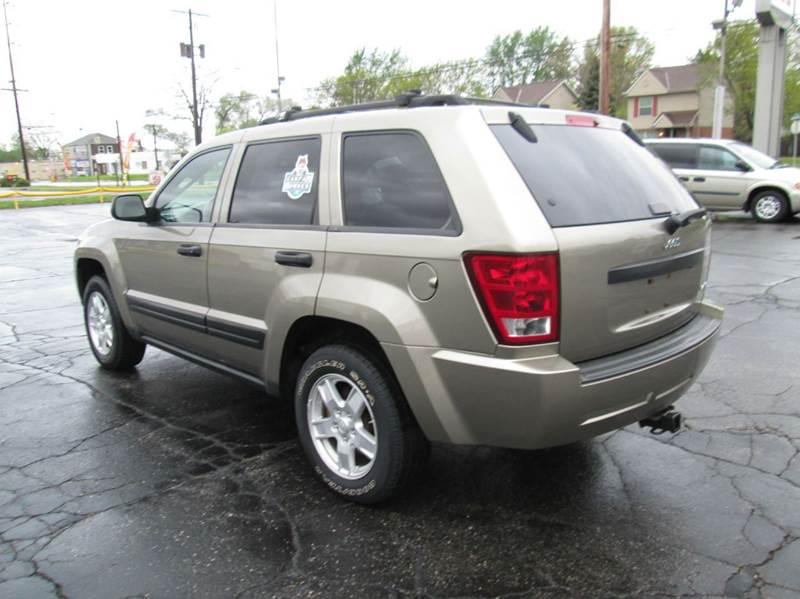 2005 Jeep Grand Cherokee 4dr Laredo 4WD SUV - Lorain OH
