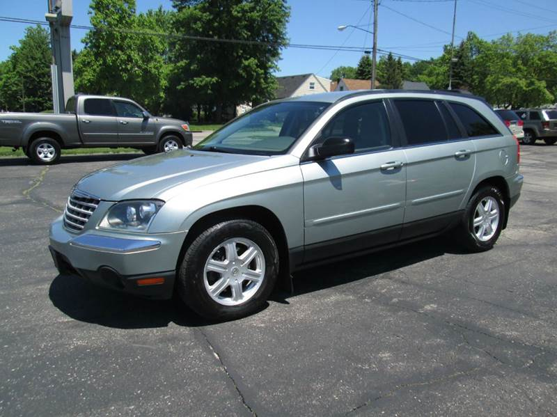 2004 Chrysler Pacifica Fwd 4dr Wagon - Lorain OH