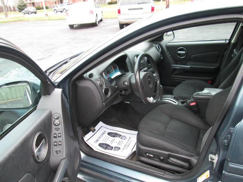 2006 Pontiac Grand Prix 4dr Sedan - Lorain OH