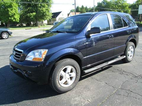 2008 Kia Sorento for sale in Lorain, OH