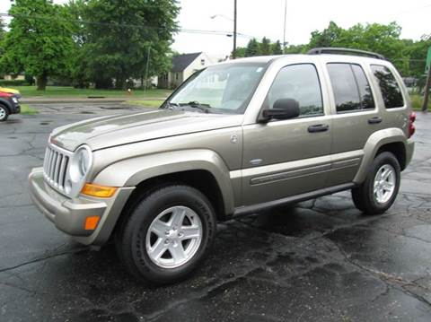 2007 Jeep Liberty for sale in Lorain, OH