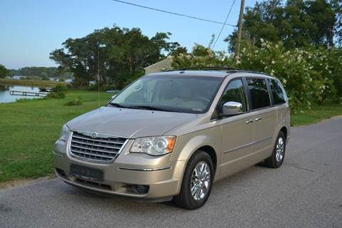 2008 Chrysler Town and Country for sale in Pensacola, FL