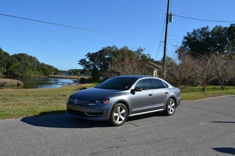 Volkswagen passat for sale pensacola fl for Frontier motors inc pensacola fl