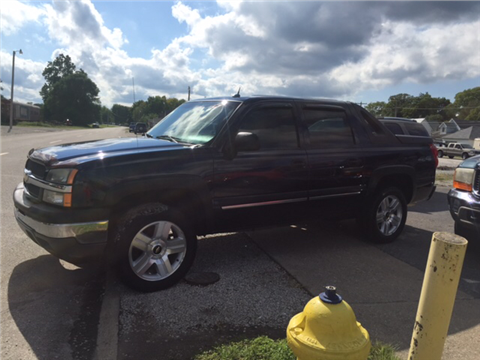 2005 chevrolet avalanche for sale yakima wa for Bettersworth motors bowling green ky