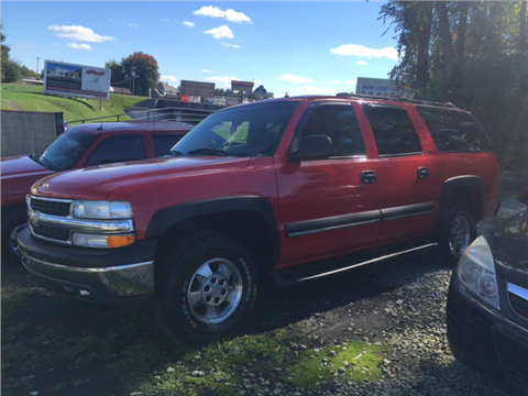 2002 Chevrolet Suburban for sale in Peru, IN
