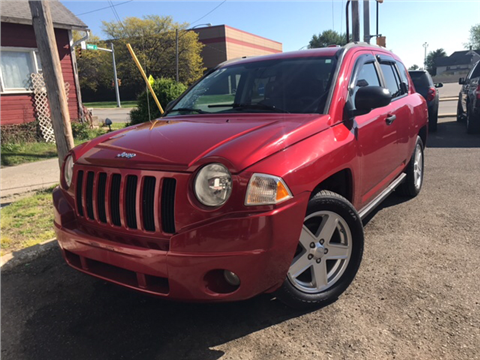 2007 Jeep Compass for sale in Peru, IN