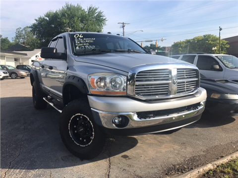 2006 Dodge Ram Pickup 2500 for sale in Peru, IN