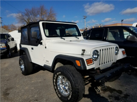 2006 jeep wrangler for sale indiana. Cars Review. Best American Auto & Cars Review