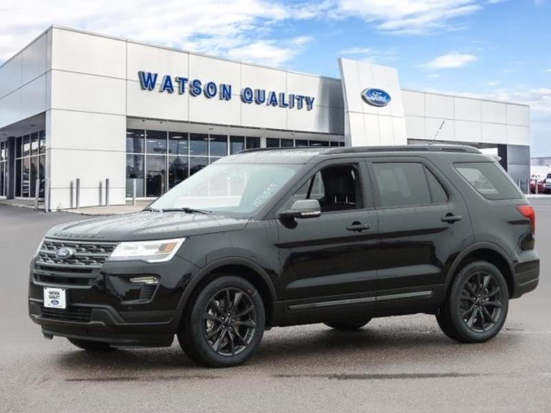 2018 Ford Explorer XLT 4dr SUV In Jackson MS - Watson Quality Ford