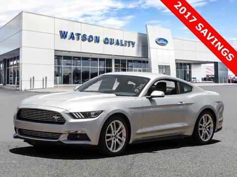2017 Ford Mustang for sale in Jackson, MS