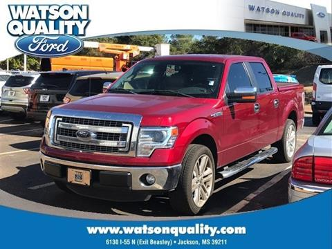 2014 Ford F-150 for sale in Jackson, MS