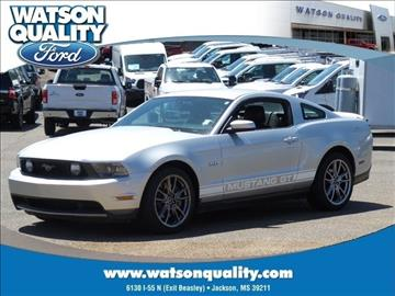 2012 Ford Mustang for sale in Jackson, MS