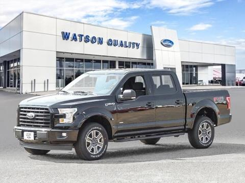 2017 Ford F-150. Email for miles miles. Special $47649 & Watson Quality Ford - Used Cars - Jackson MS Dealer markmcfarlin.com