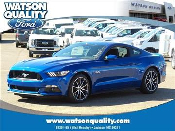 2017 Ford Mustang For Sale Mississippi - Carsforsale.com