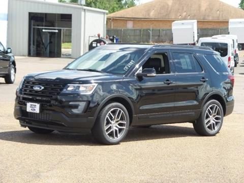 2017 Ford Explorer for sale in Jackson, MS