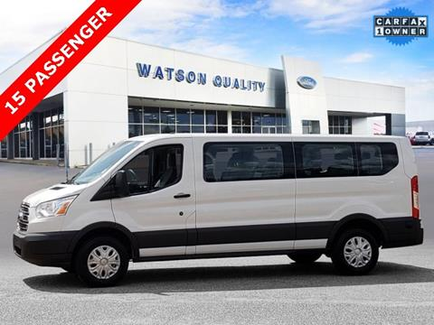 55ed7c973c4bbe 2017 Ford Transit Passenger for sale in Jackson