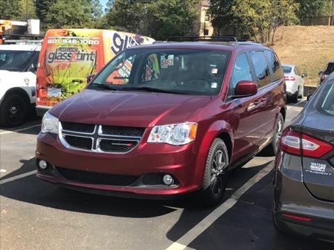 2017 Dodge Grand Caravan for sale in Jackson, MS
