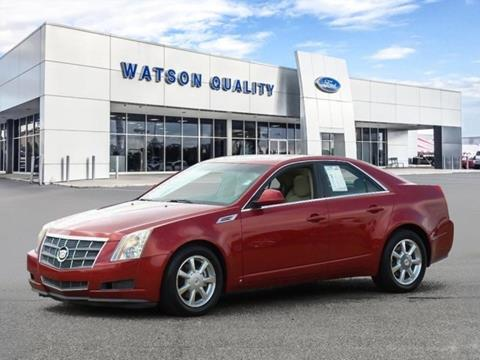 2008 Cadillac CTS ... & Cadillac Ford Honda Toyota Cars financing For Sale Jackson Watson ... markmcfarlin.com