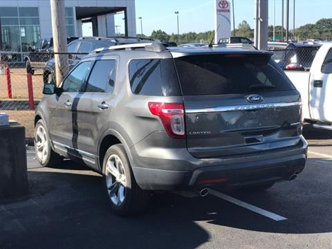 2015 Ford Explorer for sale in Jackson, MS