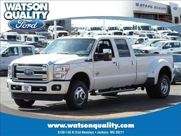 ford f 350 super duty for sale mississippi. Black Bedroom Furniture Sets. Home Design Ideas