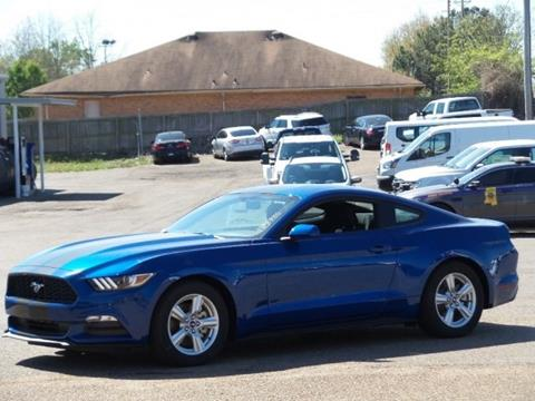 2017 Ford Mustang 9 Miles miles. Special $23130 & Watson Quality Ford - Used Cars - Jackson MS Dealer markmcfarlin.com