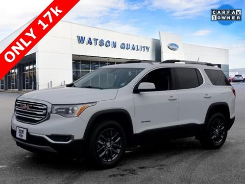 2018 GMC Acadia for sale in Jackson, MS