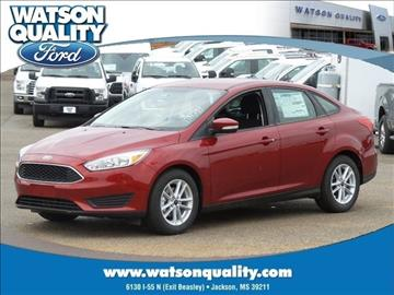 2017 Ford Focus for sale in Jackson, MS