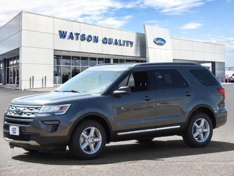 2018 Ford Explorer for sale in Jackson, MS