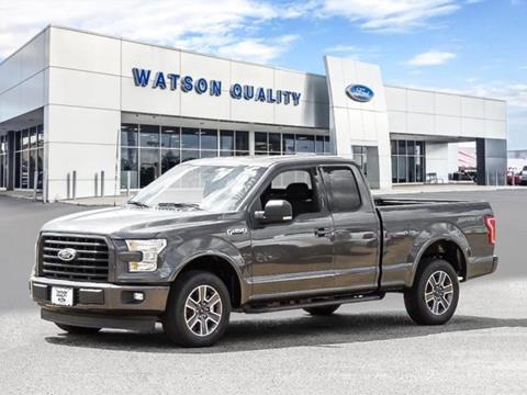 2017 Ford F-150 for sale in Jackson, MS