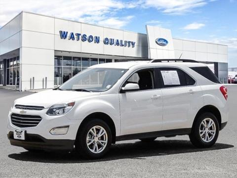 2017 Chevrolet Equinox for sale in Jackson, MS