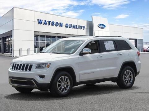 2015 Jeep Grand Cherokee ... & Jeep Ford Honda Toyota Cars financing For Sale Jackson Watson ... markmcfarlin.com
