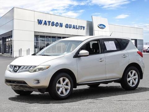 2009 Nissan Murano for sale in Jackson, MS