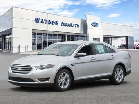 2017 Ford Taurus for sale in Jackson, MS