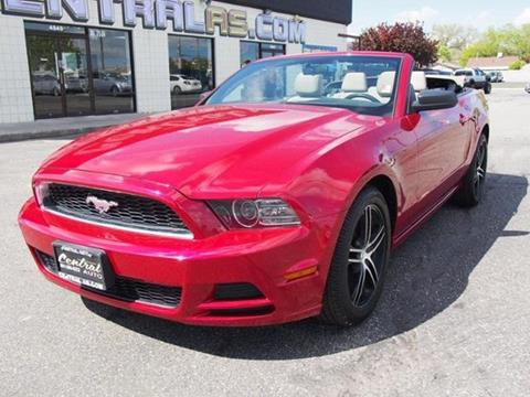 2013 Ford Mustang for sale in Murray, UT