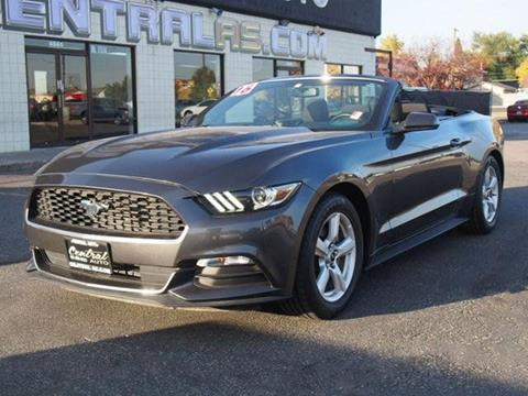 2016 Ford Mustang for sale in Murray, UT