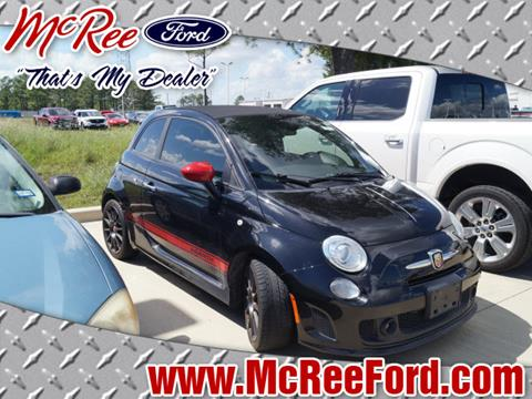 2013 FIAT 500c for sale in Dickinson, TX