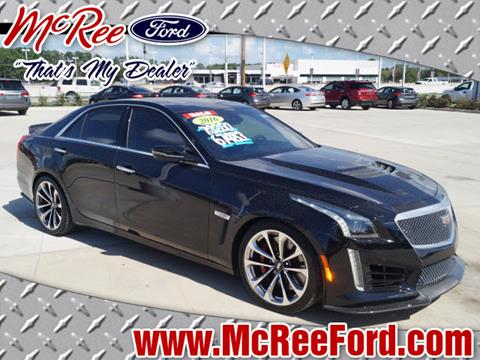 2016 Cadillac CTS-V for sale in Dickinson, TX