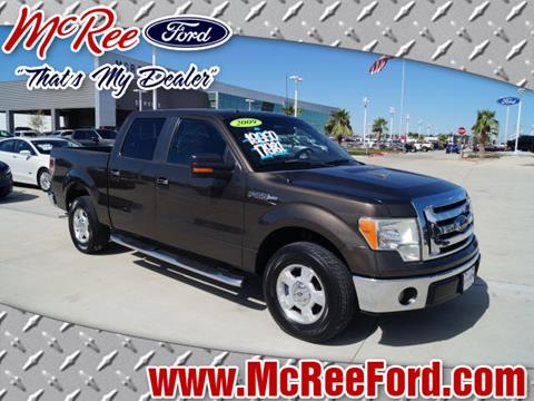 2009 Ford F-150 for sale in Dickinson, TX