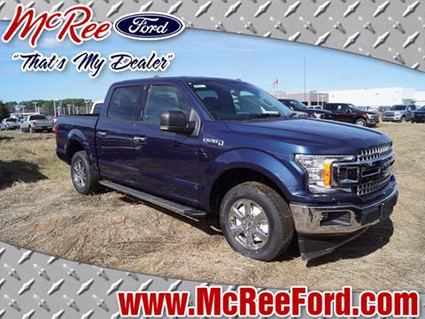 2018 Ford F-150 for sale in Dickinson, TX