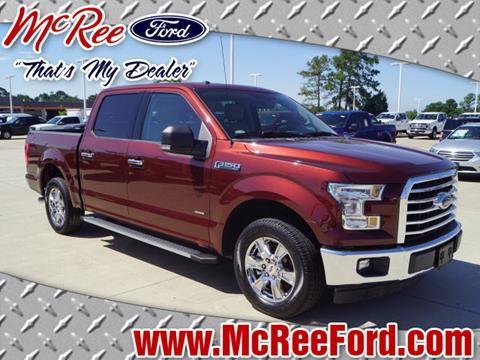 2017 Ford F-150 for sale in Dickinson, TX