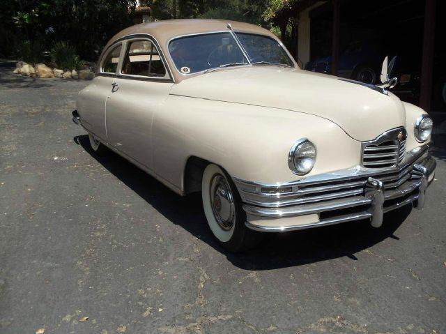 1948 Packard Deluxe Club Sedan for sale in Scottsdale AZ