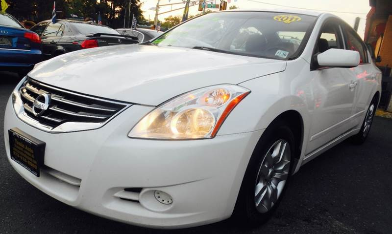 2011 Nissan Altima 25 Sl 4dr Sedan In Irvington Nj Yassin Trading