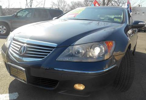 2005 Acura RL for sale in Irvington, NJ