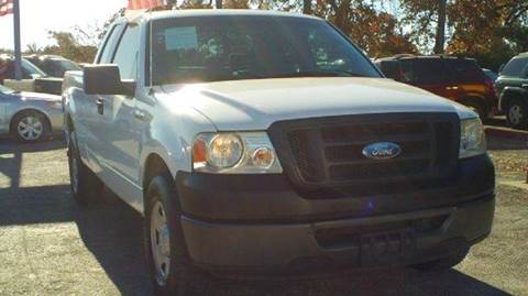 2008 Ford F-150 for sale in Terrell, TX
