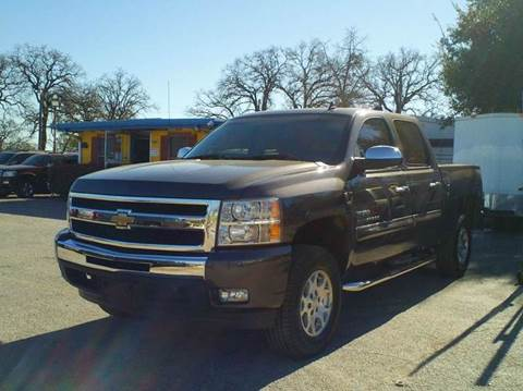 2011 Chevrolet Silverado 1500 for sale in Terrell, TX
