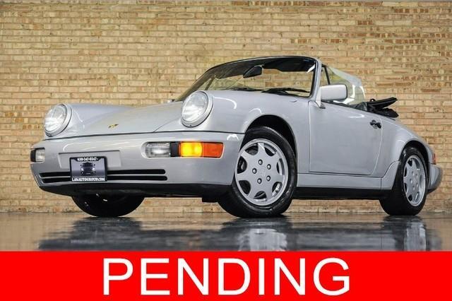 1990 porsche 911 for sale in bensenville il. Black Bedroom Furniture Sets. Home Design Ideas