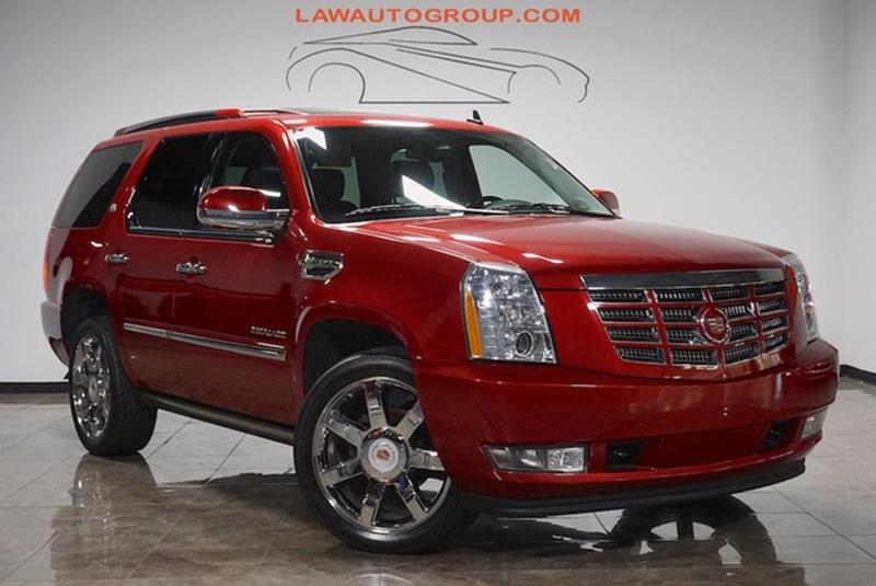 Leesburg Auto Import >> Cadillac Escalade Hybrid For Sale - Carsforsale.com