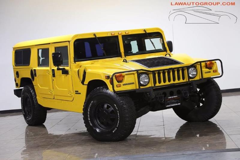 1998 AM General Hummer for sale in Bensenville, IL